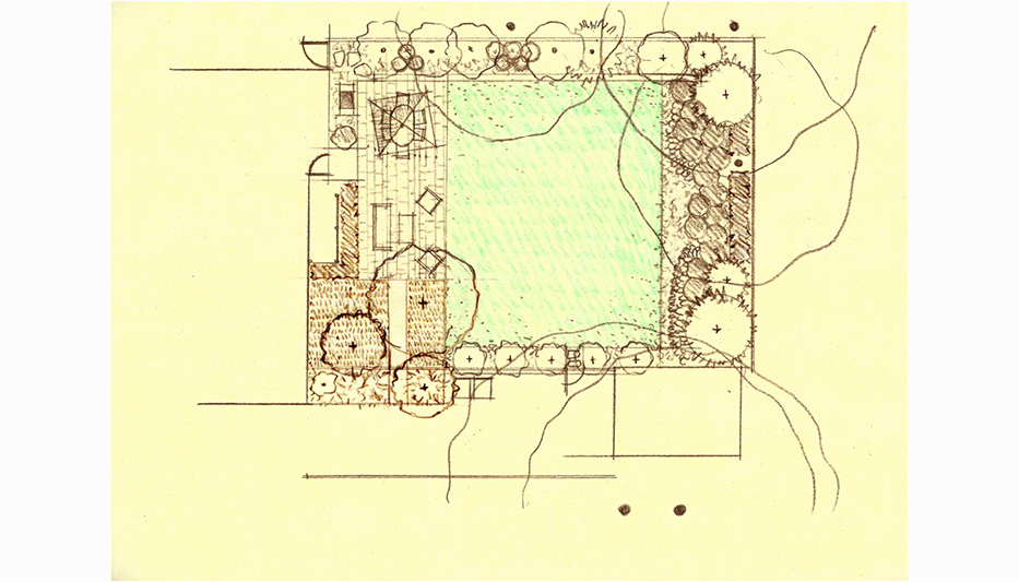 Shuster Residence Site Plan