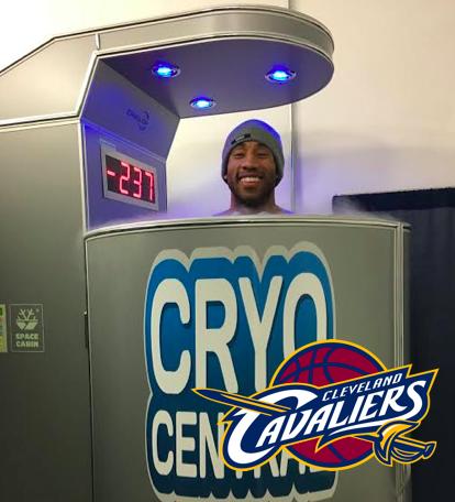 Dahntay Jones - NBA Player - Cleveland Cavaliers