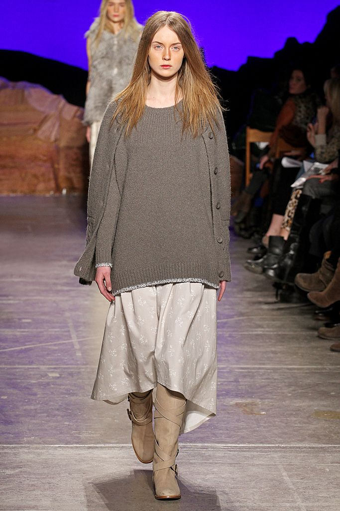Band of Outsiders FW 2012