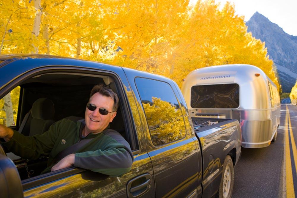 Eliot Crowley at June Lake Loop.