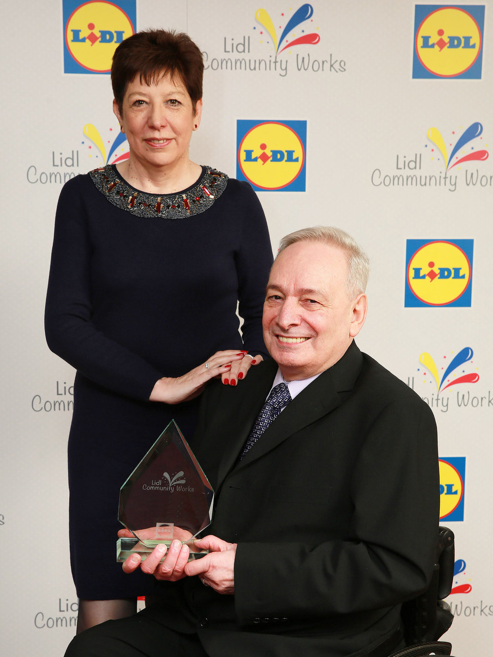 Conor Boyle from Lidl with Trevor Boyle, Lisburn (2).jpg