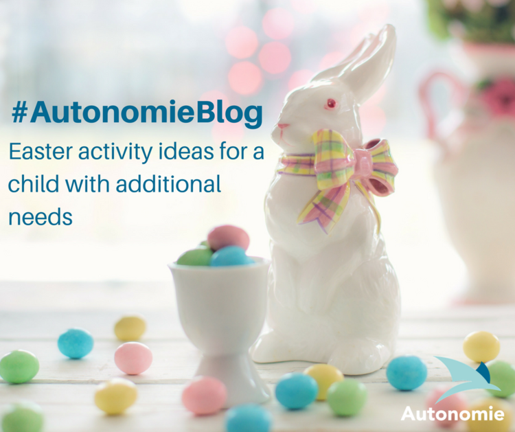 Easter activities for a child with additional needs autonomie is regular egg decorating too difficult for your child does your child have a special diet and you want non food treat ideas here at autonomie we think negle Image collections