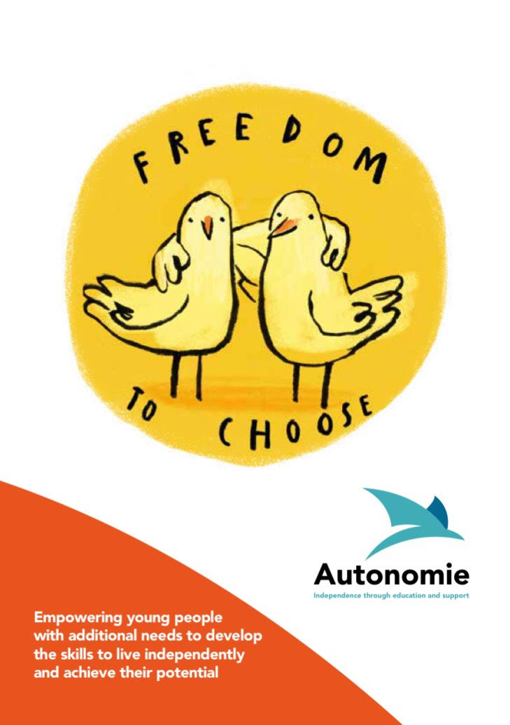 Freedom2Choose programme - DOWNLOAD LEAFLET
