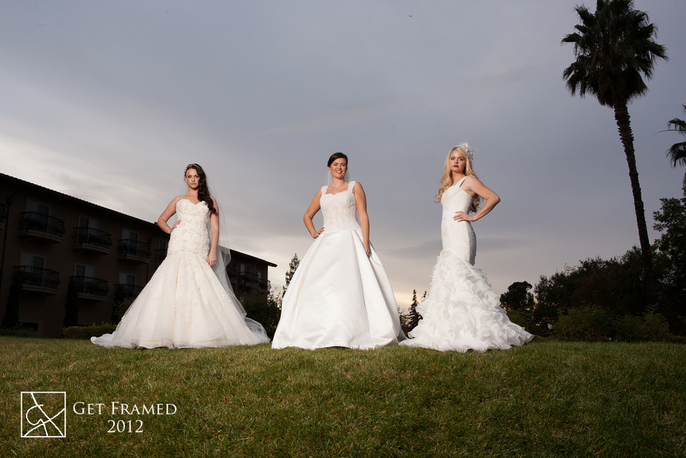 Bridal Gowns from House of Fashion