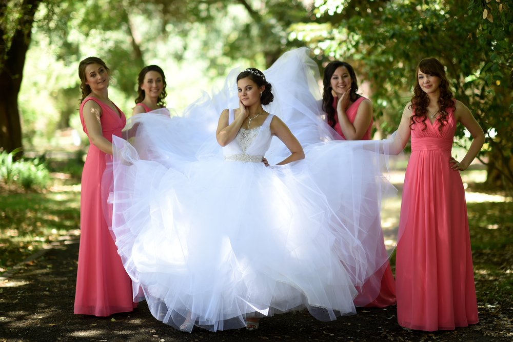 Affordable Bridesmaid Dresses From Designers In Stockton CA House