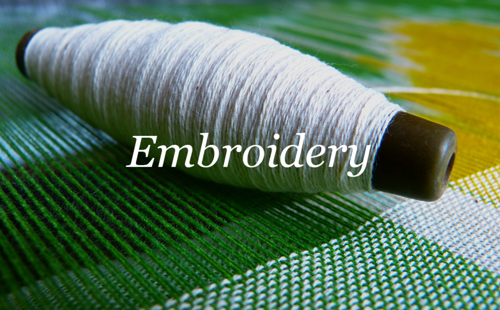 In House Embroidery allows for a quick and easy way to get your company identified professionally!