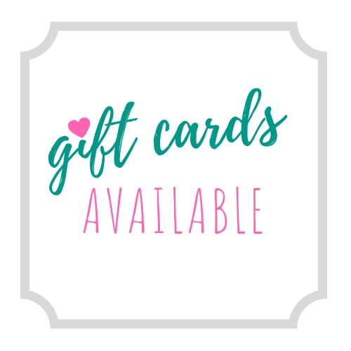 New Love Decor Gift Cards
