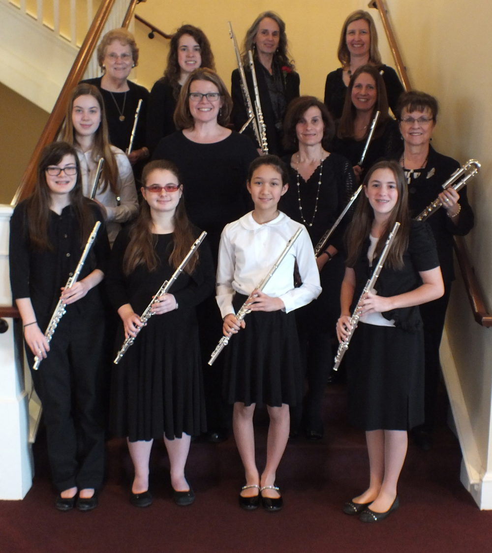 Flute Choir (Beth Shirk, director)