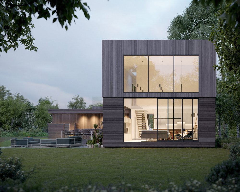 house in rye u2014 dan hisel architect