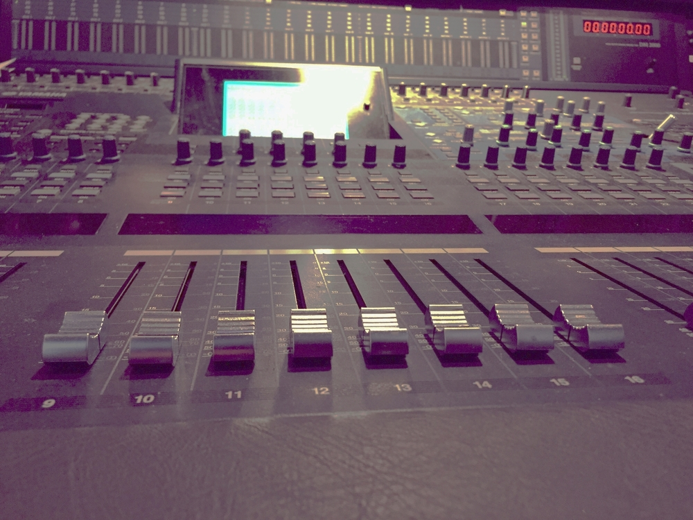 Professional Recording and Mixing