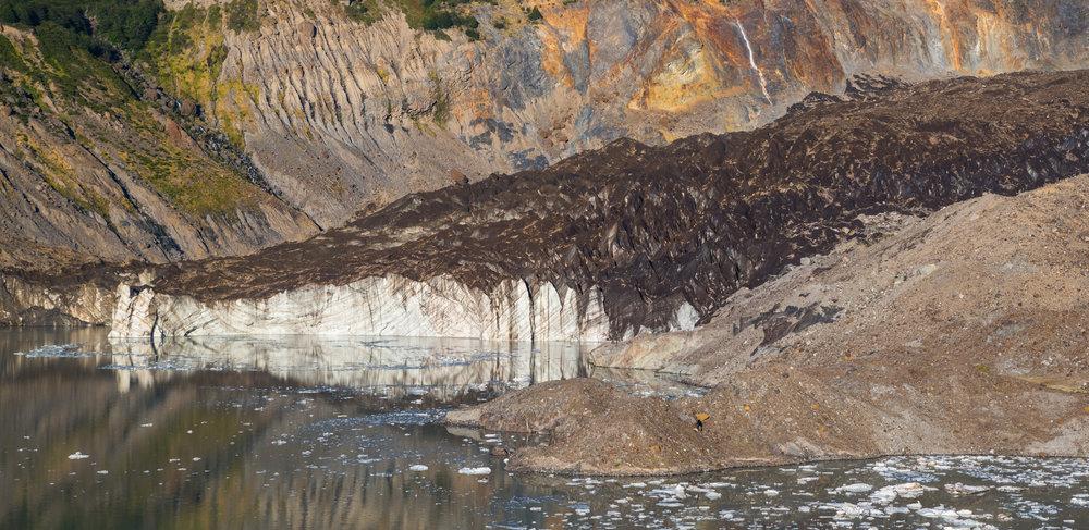 Ventisquero Glacier.