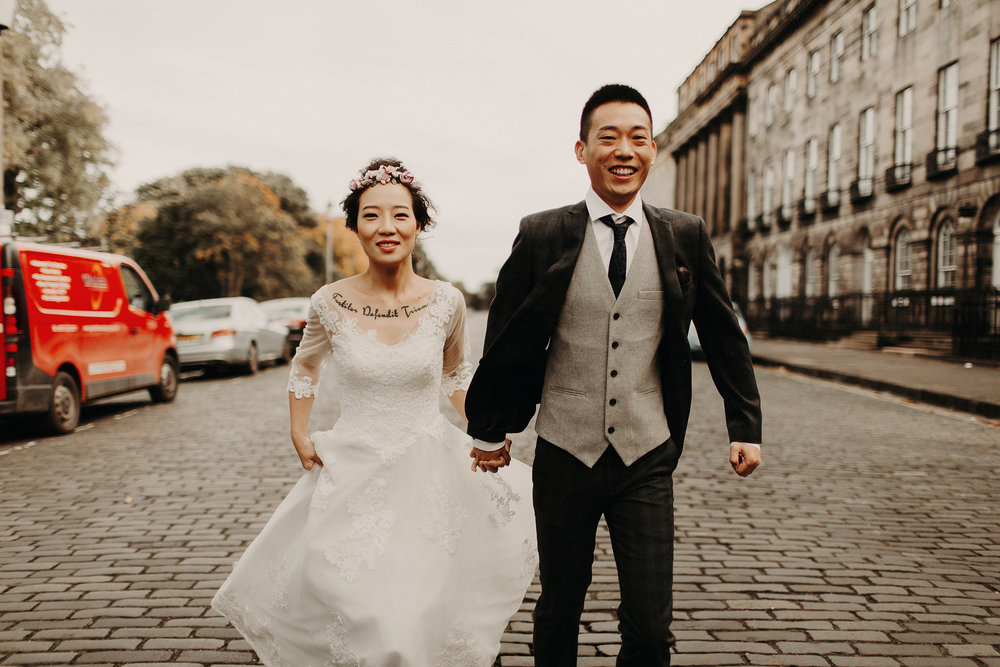 edinburgh wedding photography hourly rate