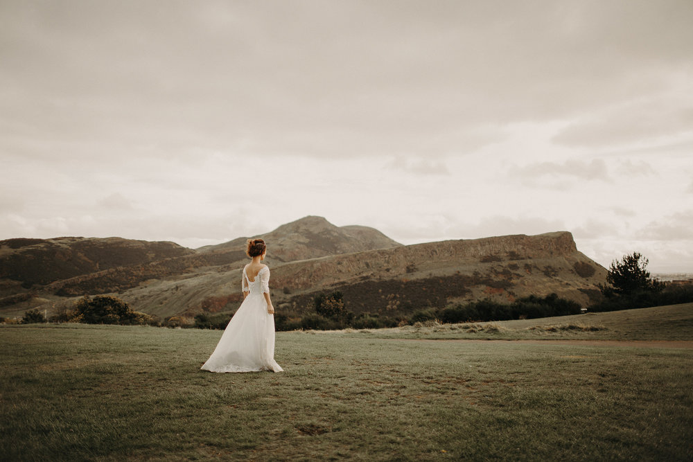 fine art wedding photographer in isle of skye