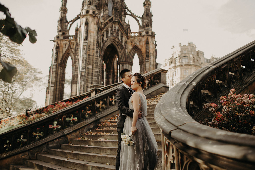 wedding photography discounts in edinburgh