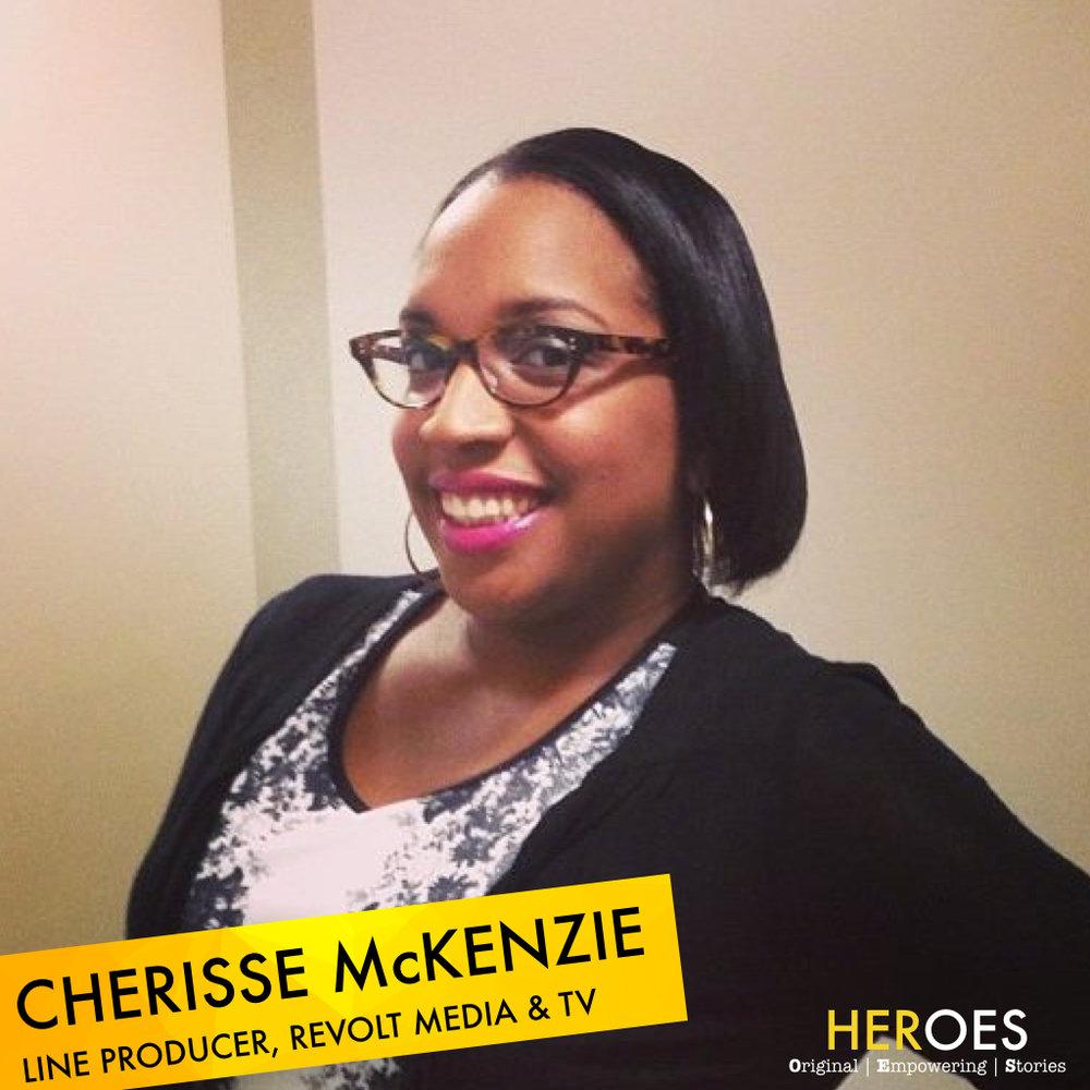 Cherisse McKenzie