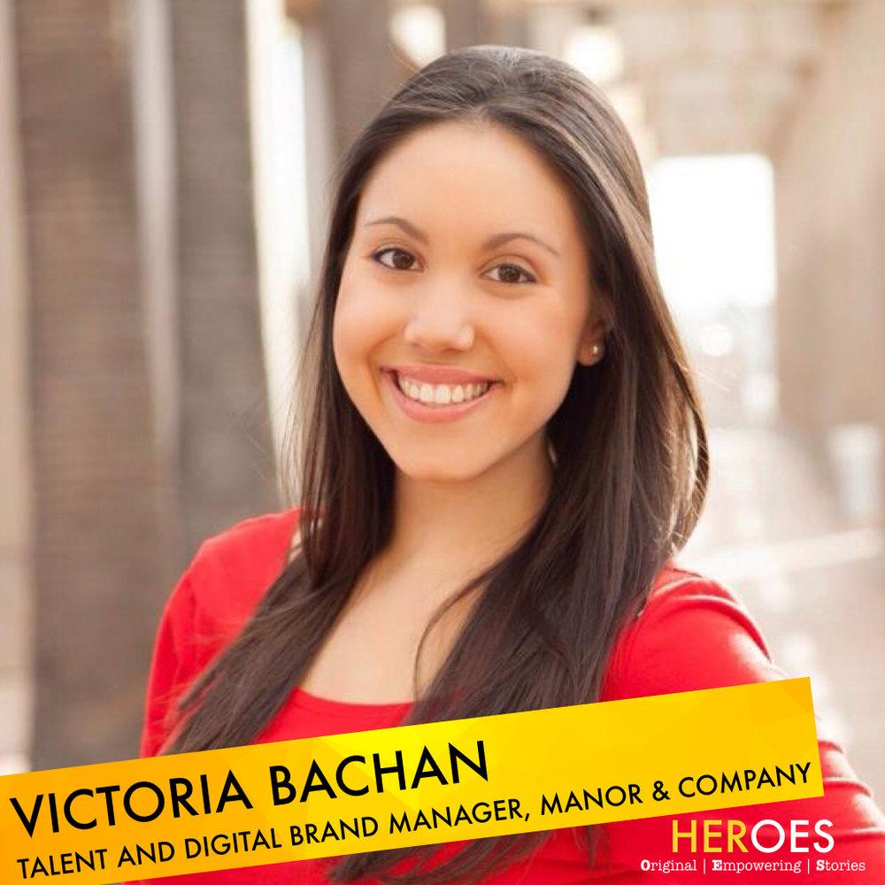 Victoria Bachan