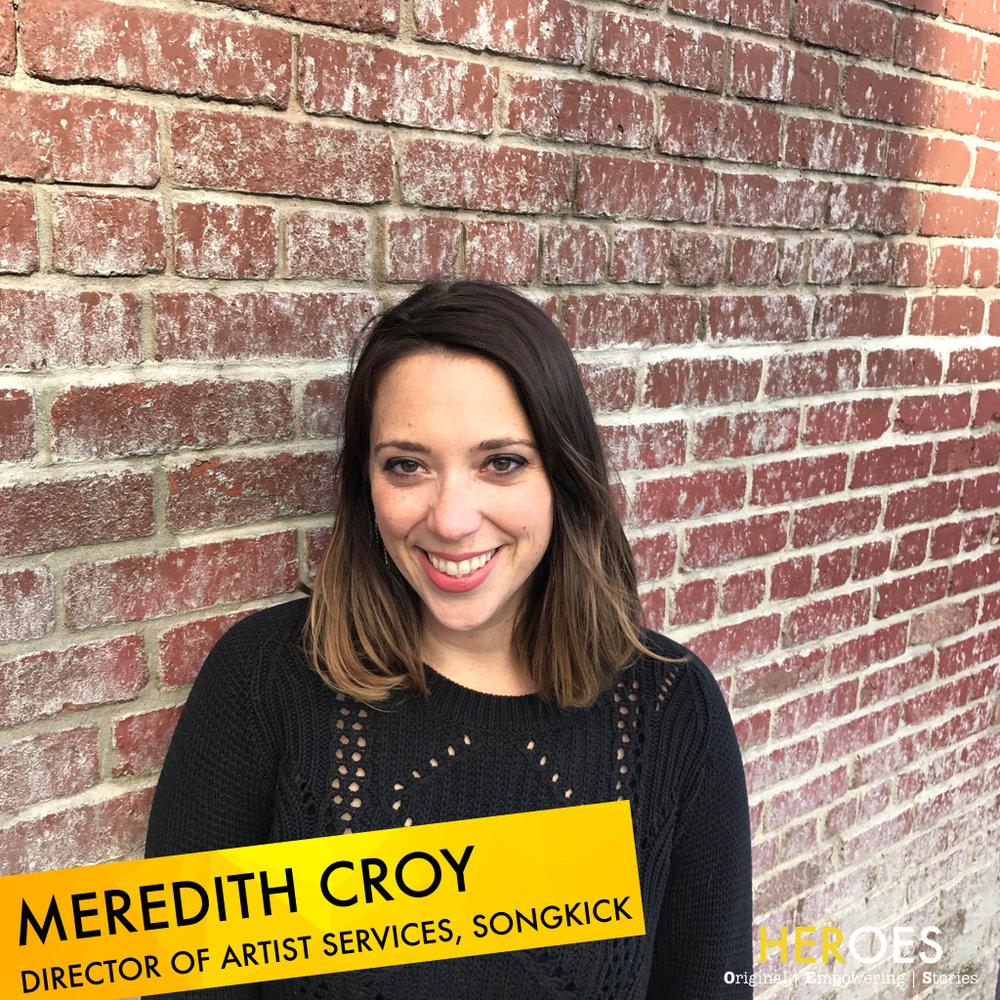 Meredith Croy
