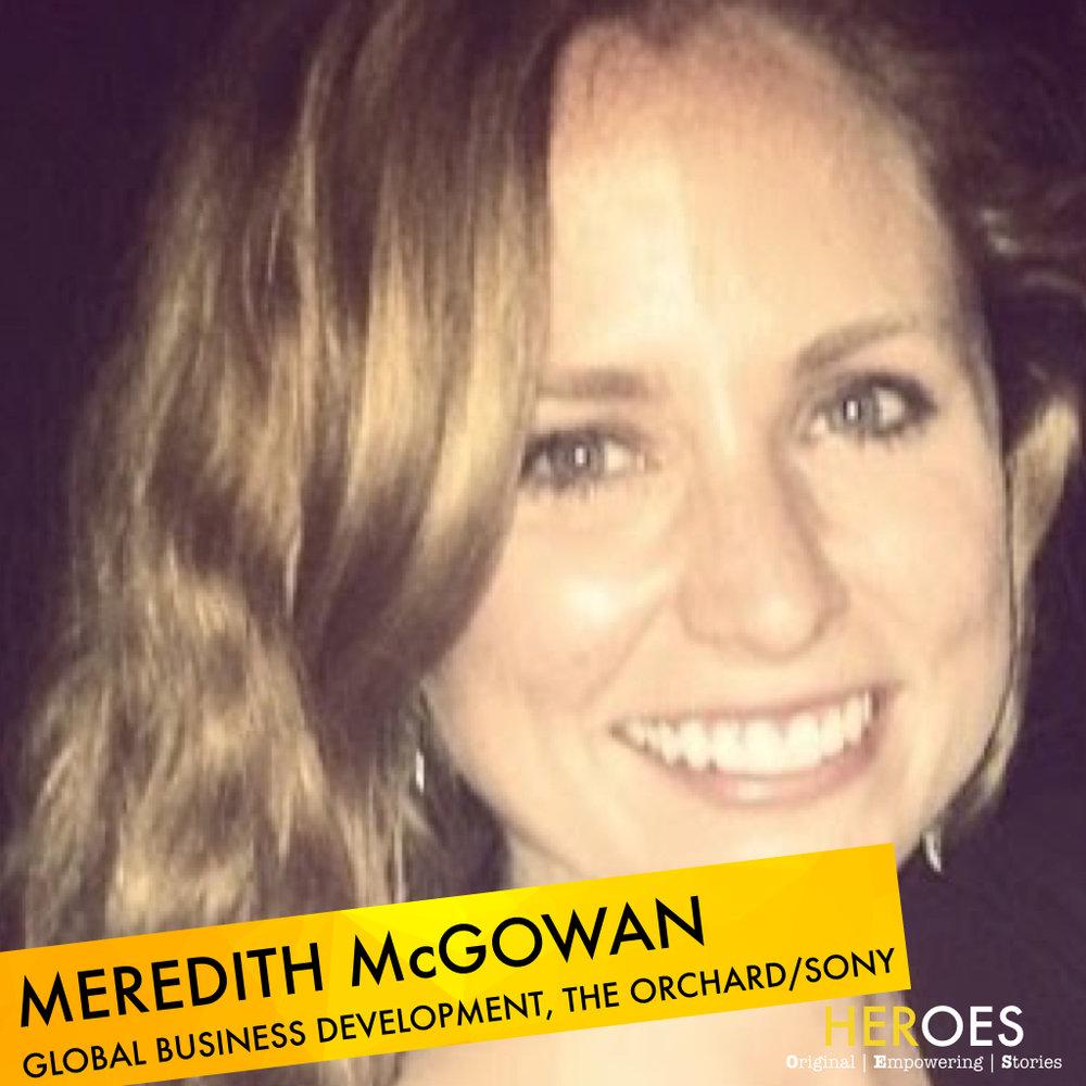 Meredith McGowan