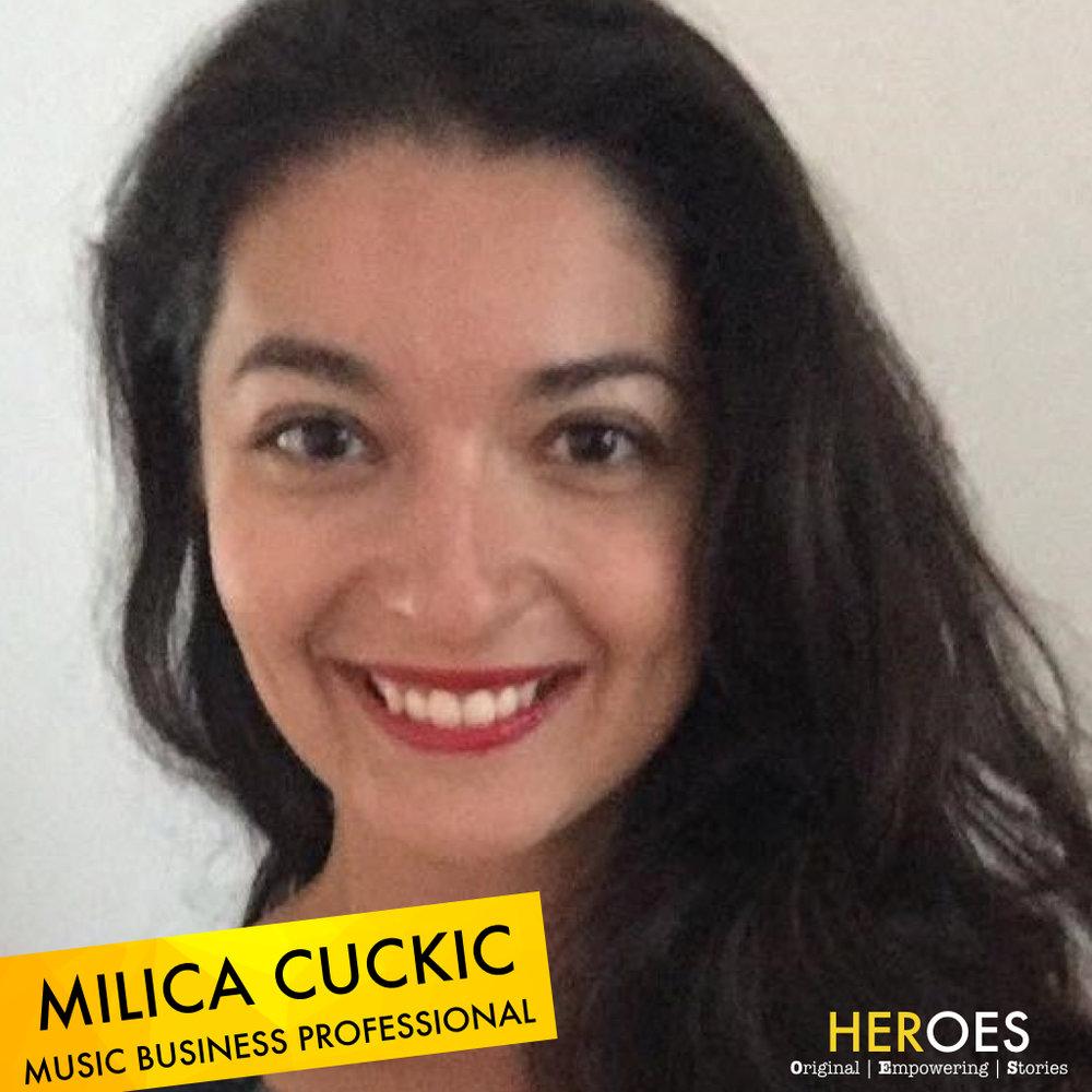 Milca Cuckic