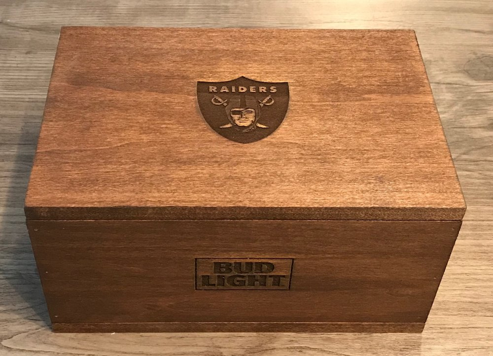 Option 1. Raiders After-Hours Box