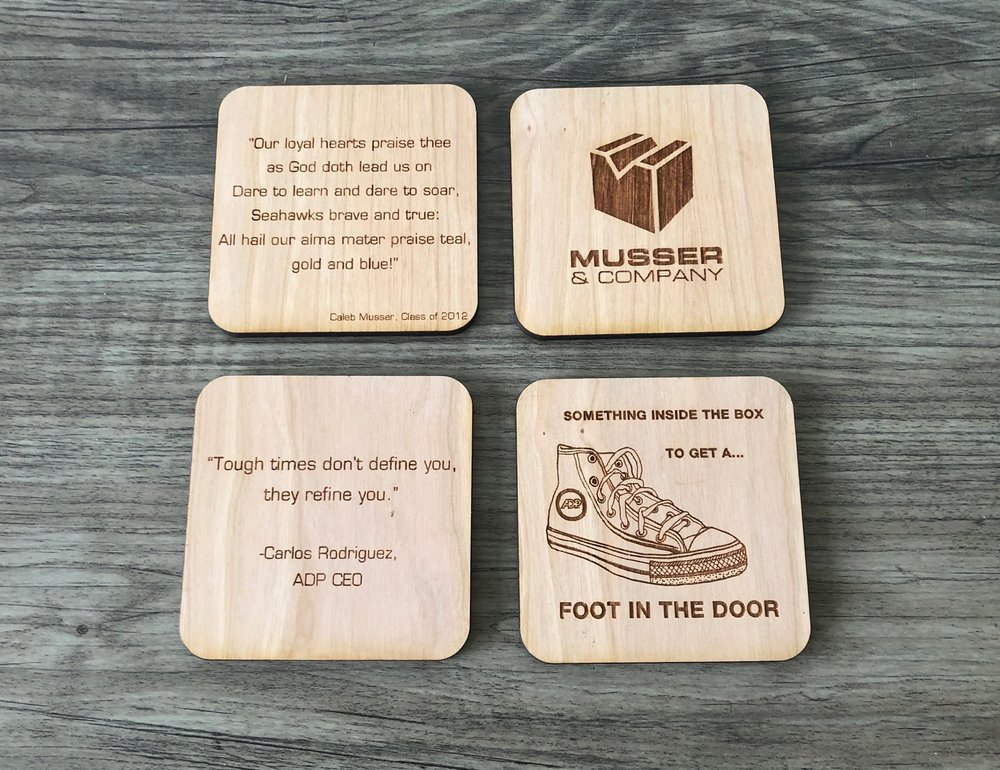 Coaster Examples