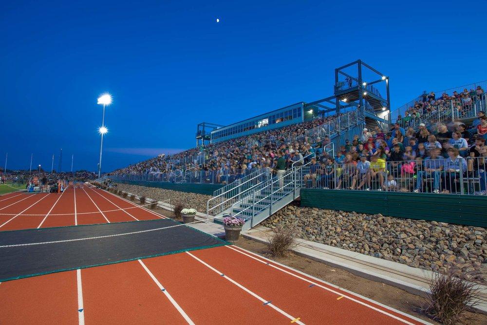 Eastern New Mexico University Multipurpose Stadium Mcclain Yu