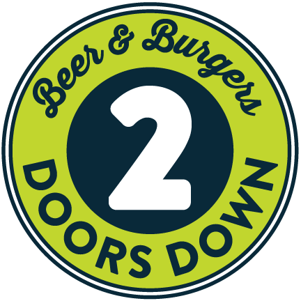 2 Doors Down Burgers Beer Seattle Wa