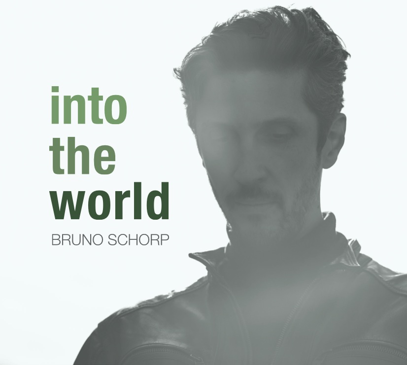 """SHED 006 BRUNO SCHORP """"INTO THE WORLD"""""""