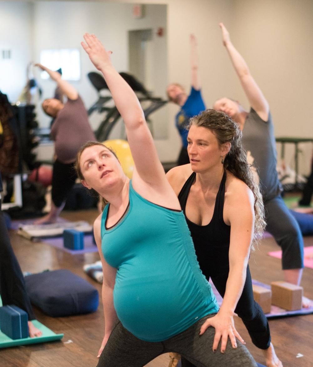 Prenatal Yoga and Relaxation, Inner Strength Sudbury! — Om ...