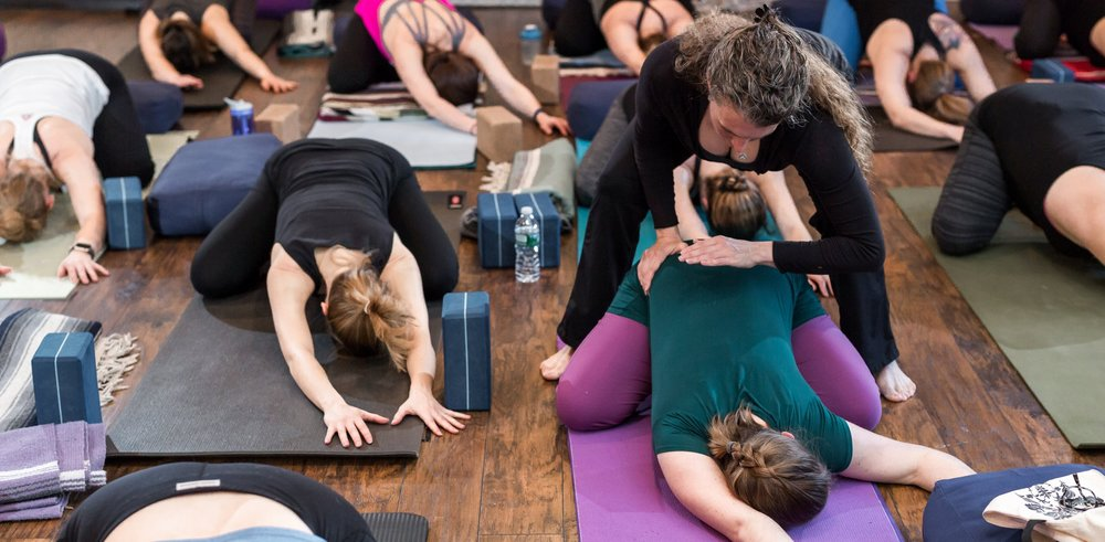 Boston Prenatal Yoga Class Schedule