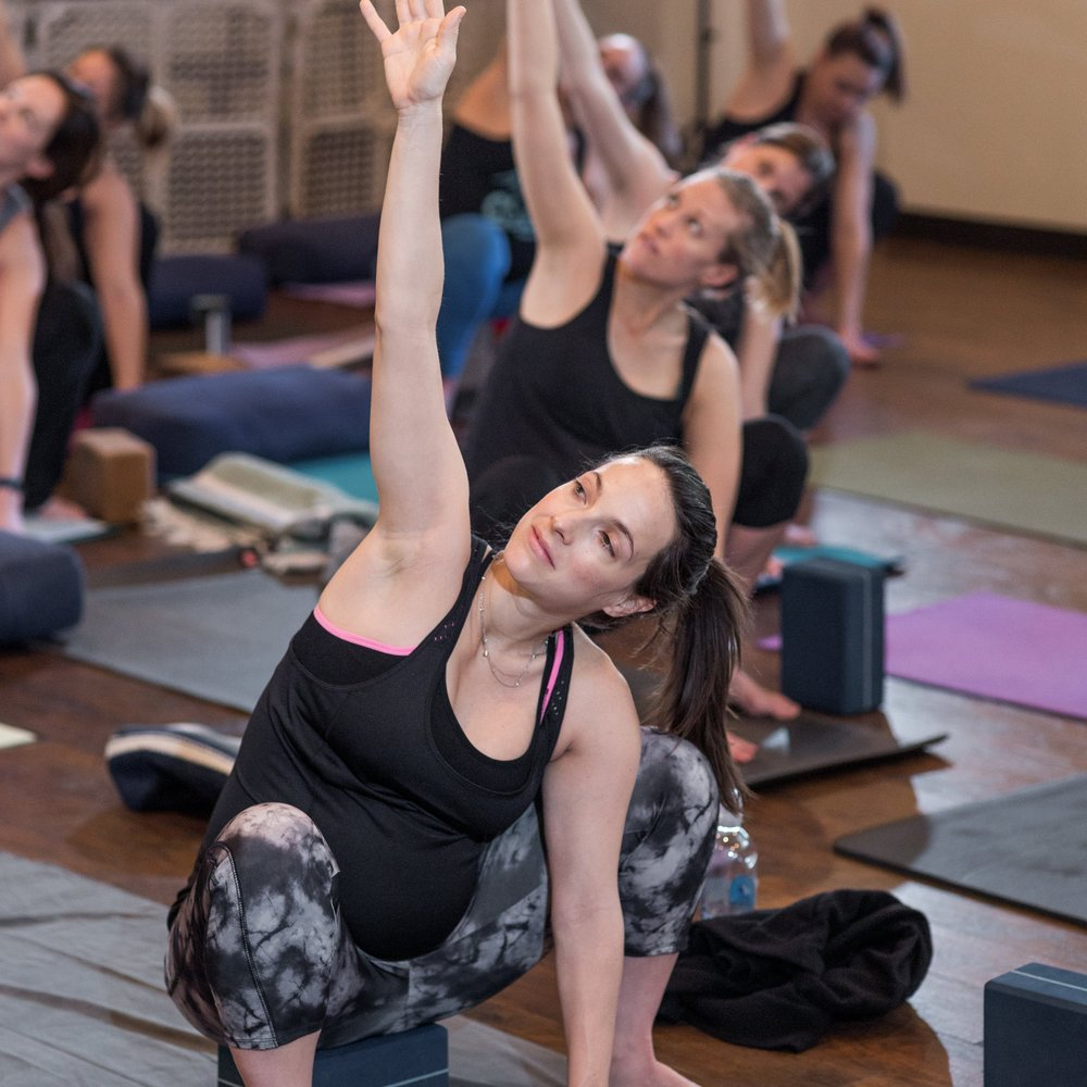 Explore the best Boston has to offer in prenatal yoga