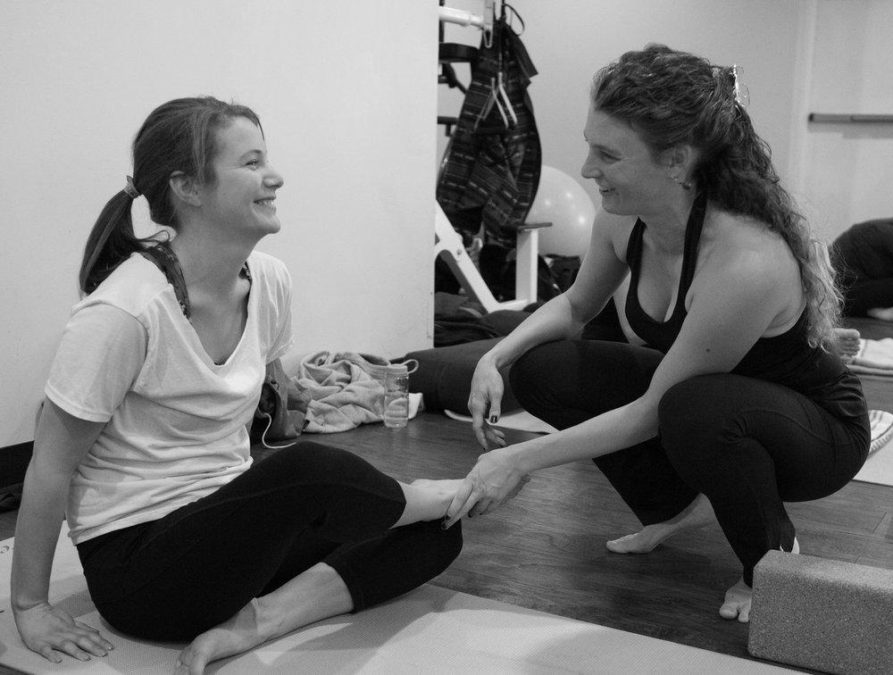 Pre Natal Yoga Teacher Training Om Births