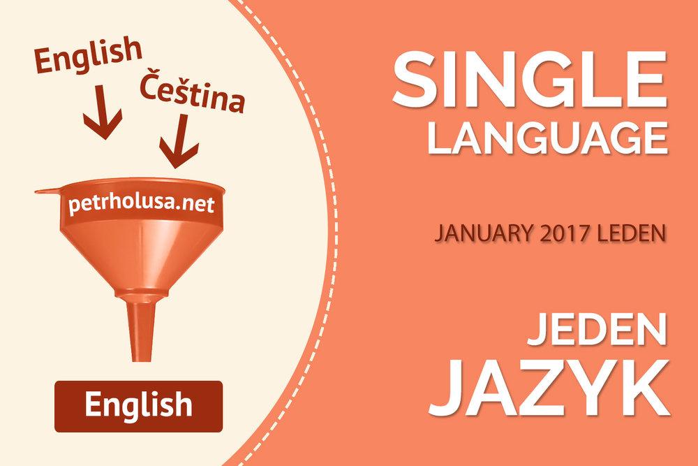 Single language