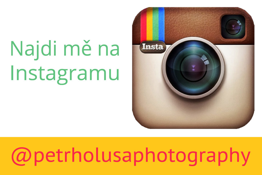 najdi me na instagramu