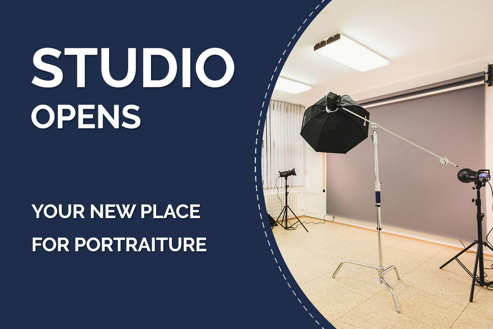 a brand new photography studio in Koprivnice