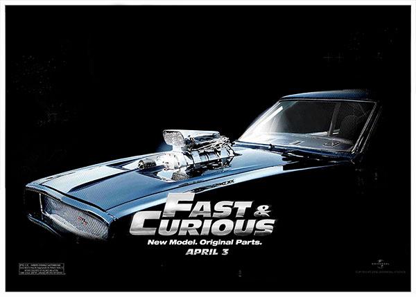 Fast &Curious — car