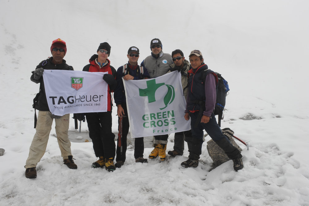 Thank you TAG Heuer for your support (www.tagheuer.com).