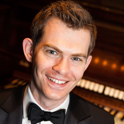 James Kennerley organist -