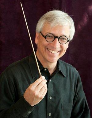 Mark Shapiro Conductor The Cecilia Chorus of New York