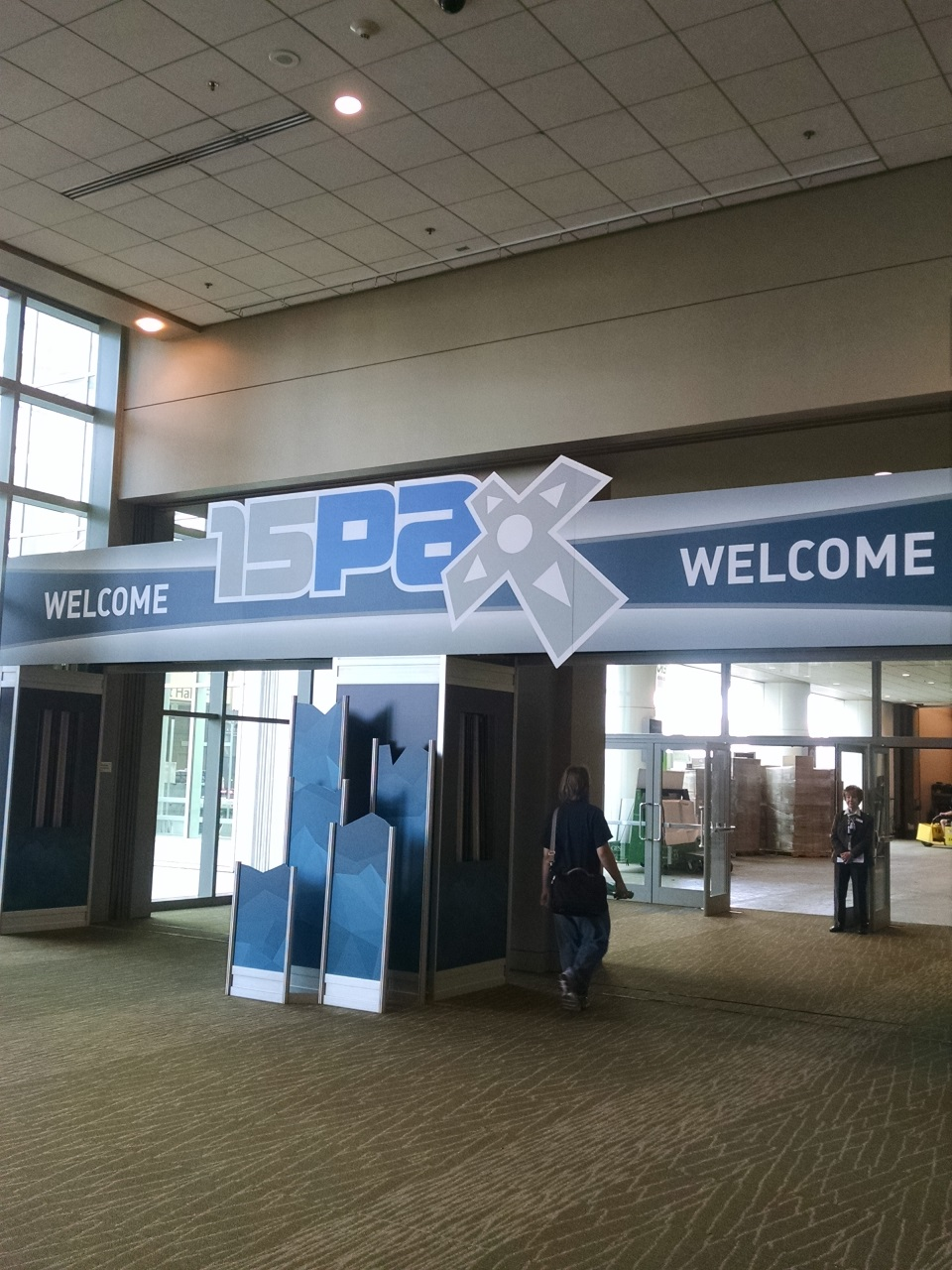 Hello PAX! We're ready.