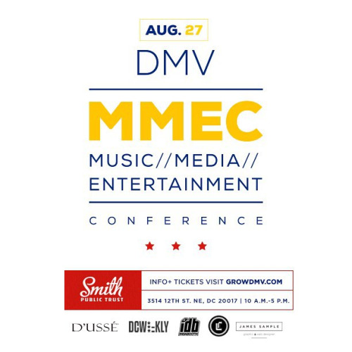 spinsertracy :     If you have interest in a career in Music Media or Entertainment check out 1st Annual DMV Music Media & Entertainment conference. A full day of panels and discussions August 27th @publictrustdc from 10am-5pm. Tickets available via @growdmv #GrowDMV