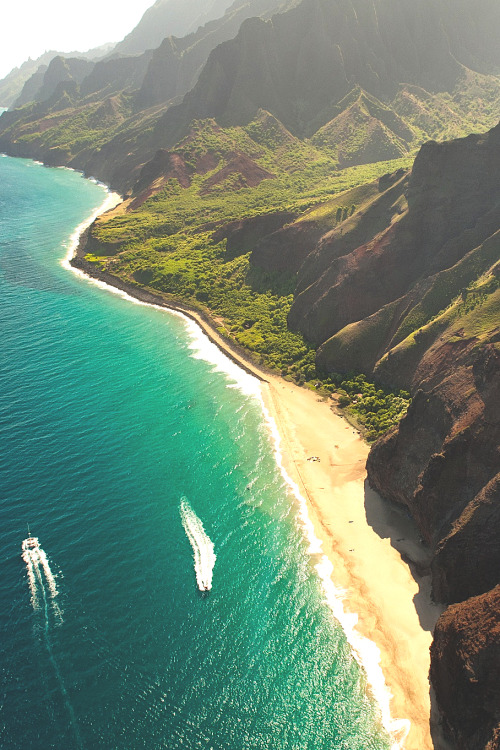 wavemotions :      Na Pali Coast