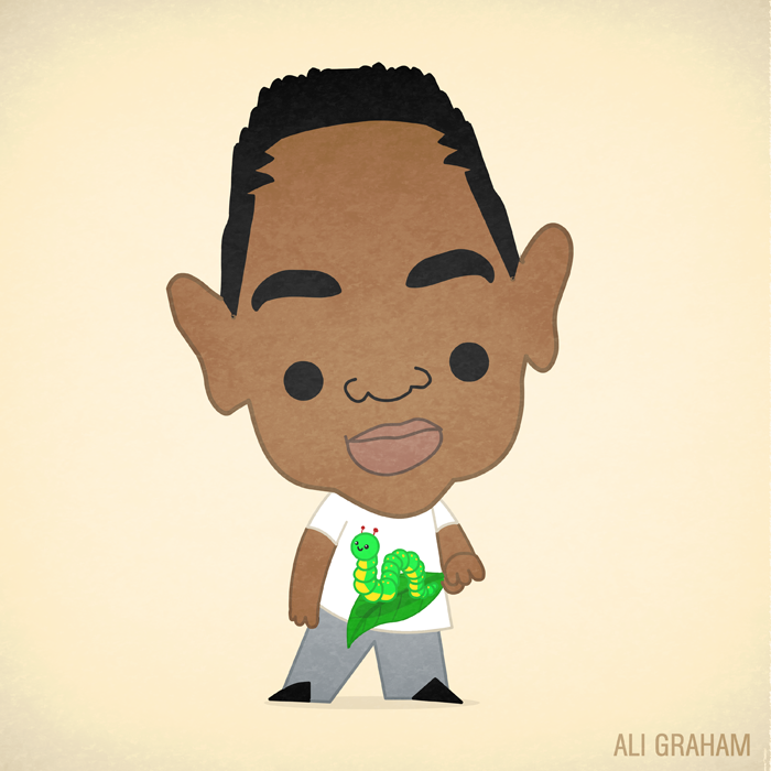 """lil-ye :   """"To Pimp A Butterfly"""""""