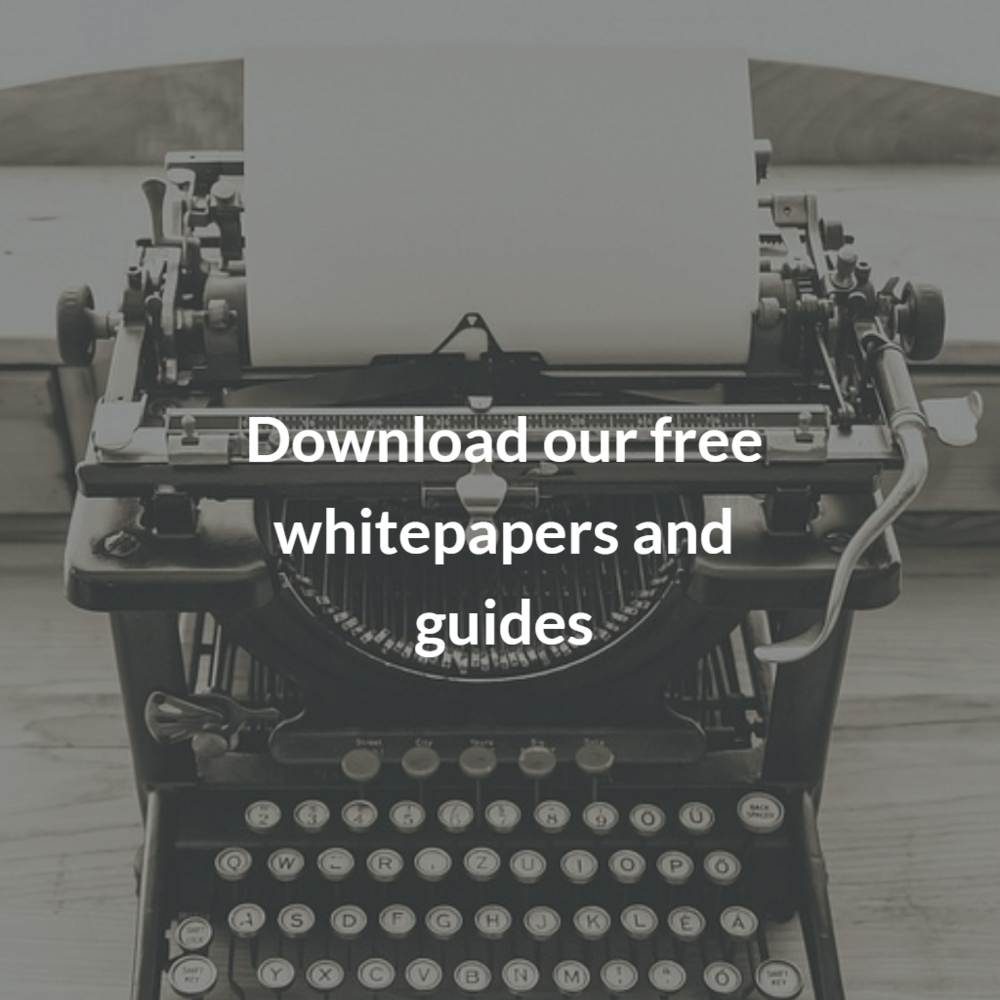 Download our free whitepapers and guides