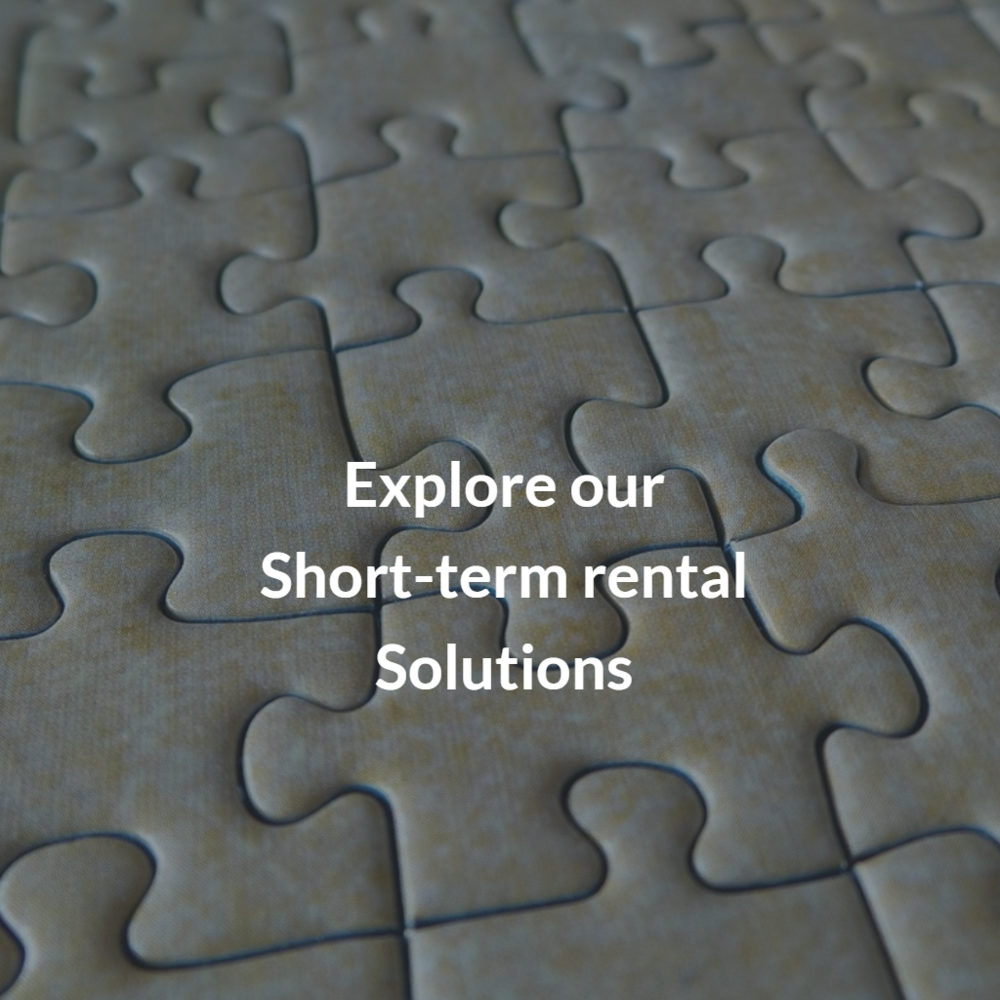 Explore our Short-term rental solutions