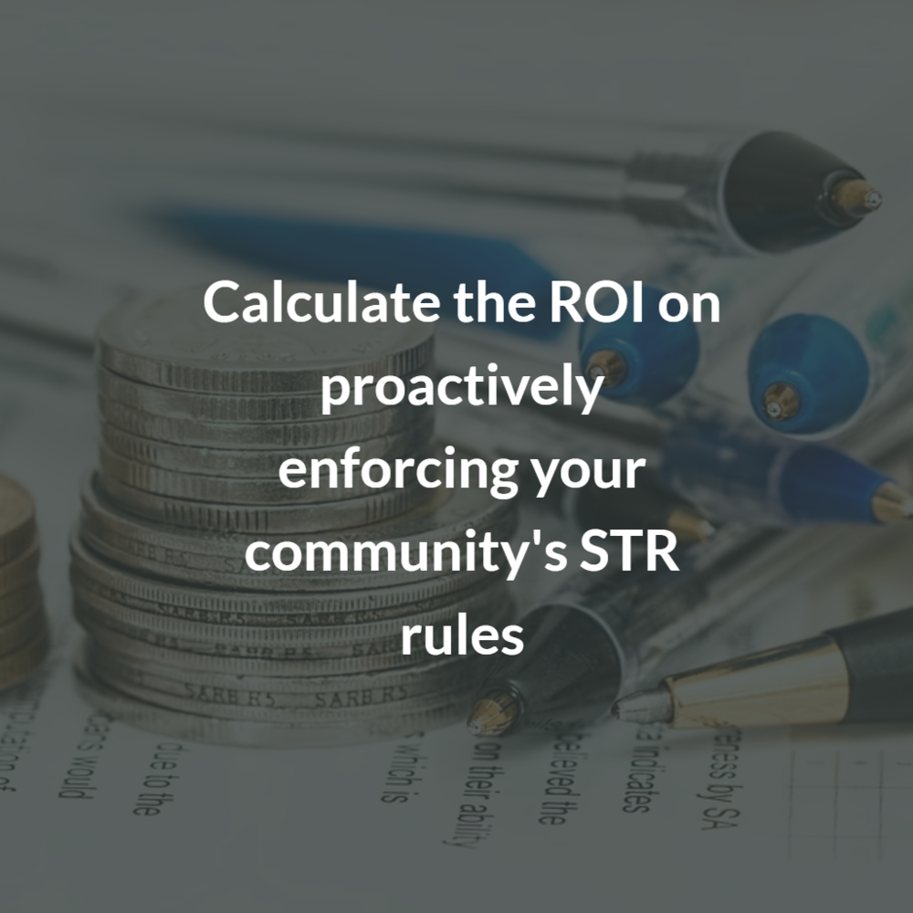 Calculate the ROI on Enforcement