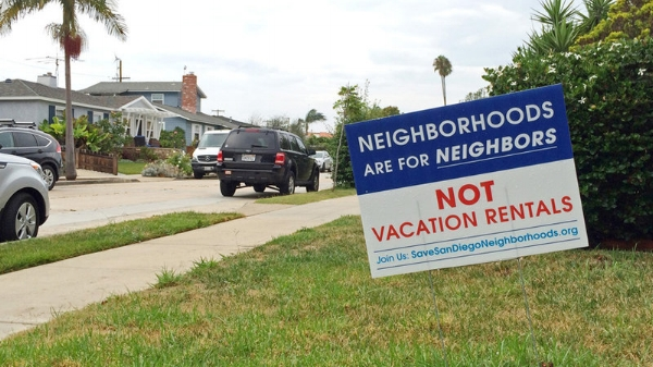 How vacation rentals impact neighborhoods