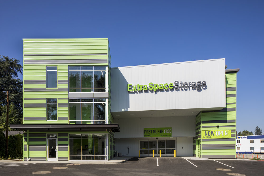 Get Space Self Storage - Portland & Johnson Creek