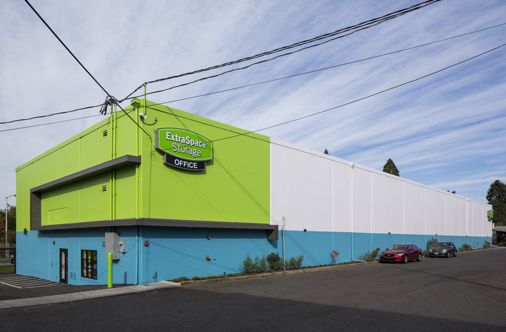 Get Space Self Storage - Portland & Broadway