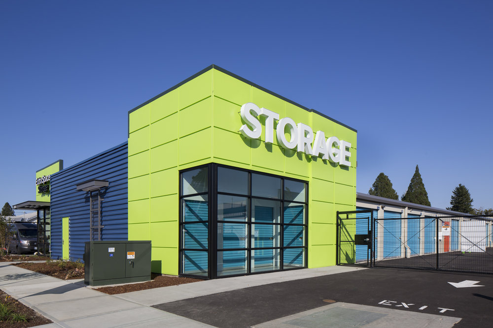 Get Space Self Storage - Hillsboro & 73rd